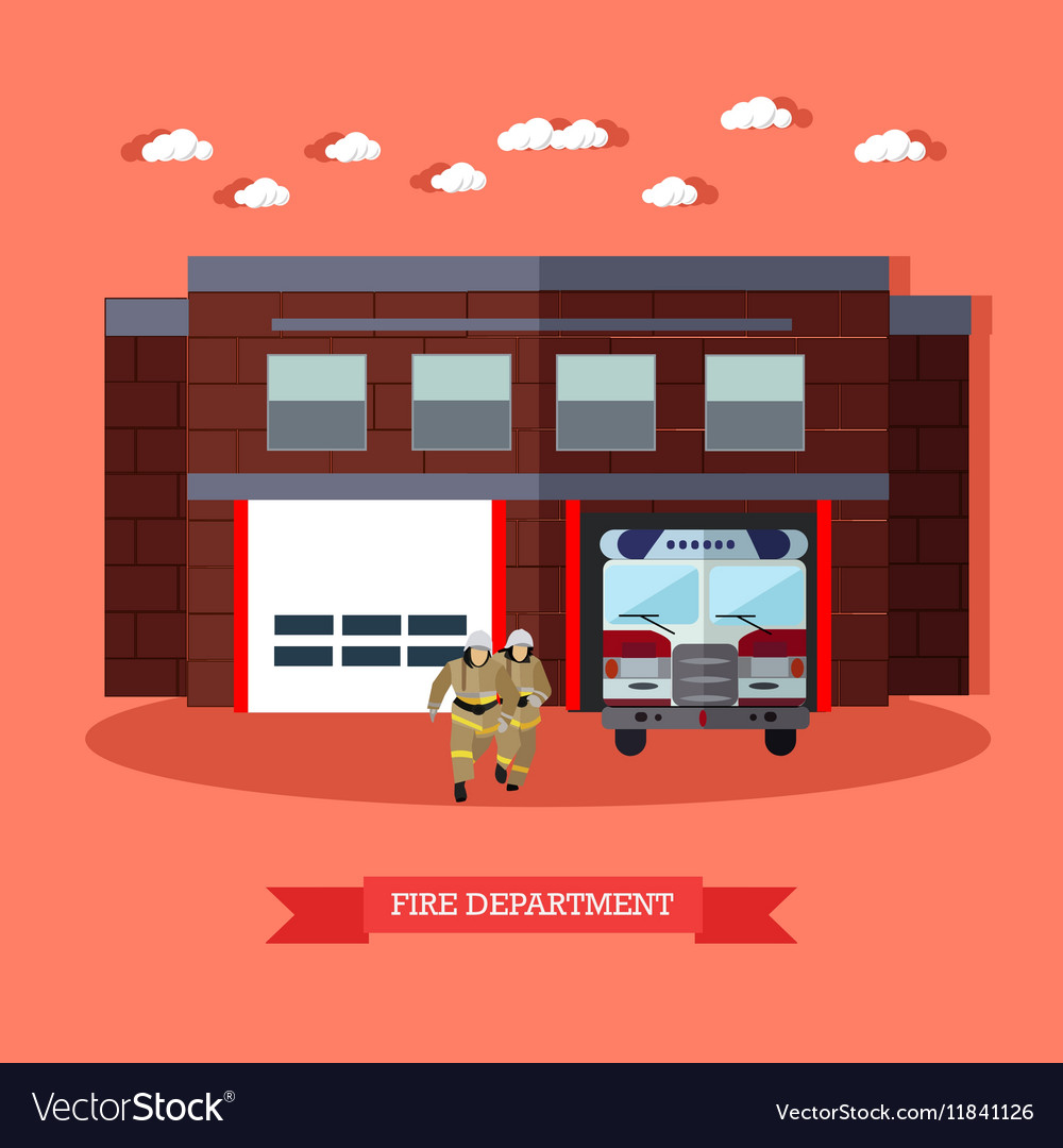Fire department and vector
