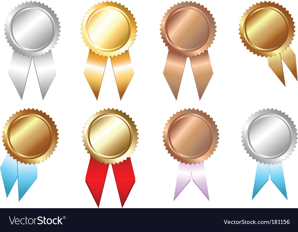 Seals of approval vector