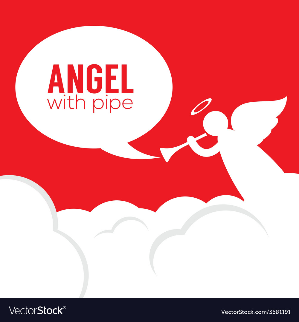 Angle with pipe vector