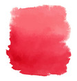 red wine watercolor gradient background vector image