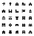 City Elements Icons 2 vector image