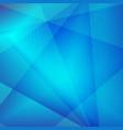 blue purple geometric pattern triangles vector image