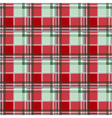Red Green Gray Chessboard Background vector image