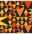 Seamless Abstract Geometric Triangle vector image