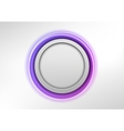 circle purple vector image