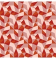 Geometric triangles background Mosaic vector image vector image