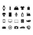 Online Shop Icon vector image