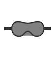 Sleeping mask vector image