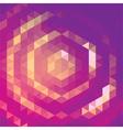 Purple Halo vector image