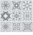 al 0840 tiles vector image vector image