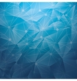 Background design Polygon icon Abstract and vector image