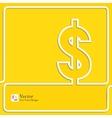 Money bank Icon vector image