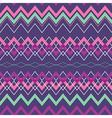 Tribal Boho Seamless Pattern with Rhombus vector image