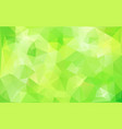 abstract background in lime green tones vector image