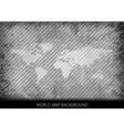texture grain grey map vector image vector image