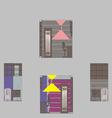 Drawing Room Walls v vector image
