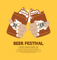 Beer Festival Graphic vector image