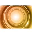 background bronze light center big vector image vector image