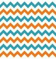 Seamless chevron pattern on grunge vector image vector image