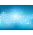 Abstract luminescence background in star sky style vector image vector image