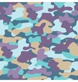 Camouflage seamless pattern 01 vector image