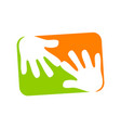 hand care vector image