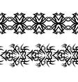 celtic design vector image