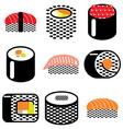 logo icons susi vector image