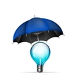 Creative New Idea protection concept vector image