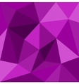 Pastel violet flat surface triangle background vector image