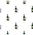 Italian wine from Italy icon in cartoon style vector image