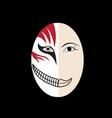 Halloween Mask vector image