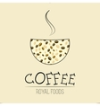 Coffee house coffee shop vector image