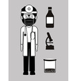 occupational medicine vector image