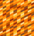 Abstract pattern of different figures vector image