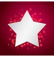 celebration star1 vector image