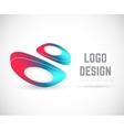 logo Universal Emblem vector image