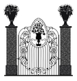 Gates vector image