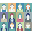 People who are women vector image