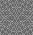 Pentagon elements net abstract background pattern vector image