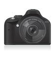 photo camera 01 vector image