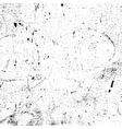 Distressed Paint Texture vector image