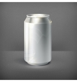 Drink Can vector image