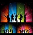 Night Club Life vector image