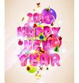 2014 Christmas Banner vector image
