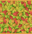 nature abstract colorful seamess pattern vector image