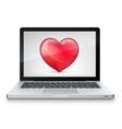 Heart Concept vector image vector image