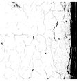 Cracked Overlay Background vector image