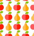 Pear Apple vector image