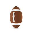 football ball 2 vector image